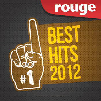 Ecouter Rouge Best Hits 2012