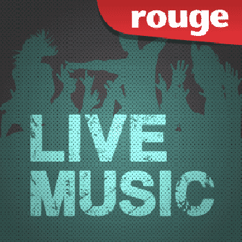 Ecouter Rouge Live Music